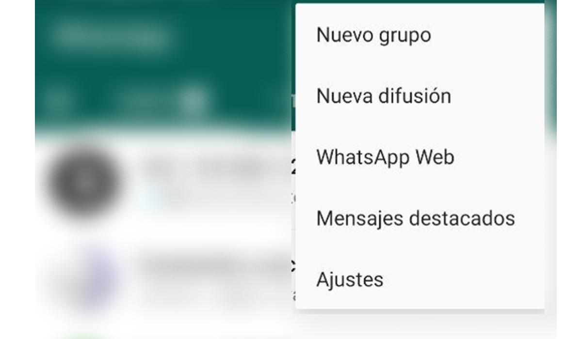 Para eso puedes crear una lista de difusión en WhatsApp. (Foto: WhatsApp)