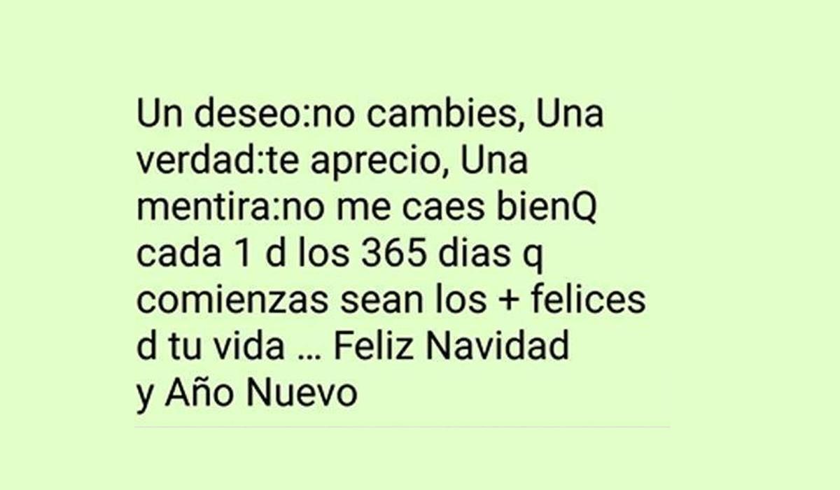 Estos son los mensajes que puedes enviar por Año Nuevo 2020. (Foto: Peru.com)