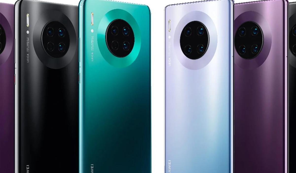 Así luce el Huawei Mate 30 Pro. (Foto: Huawei)