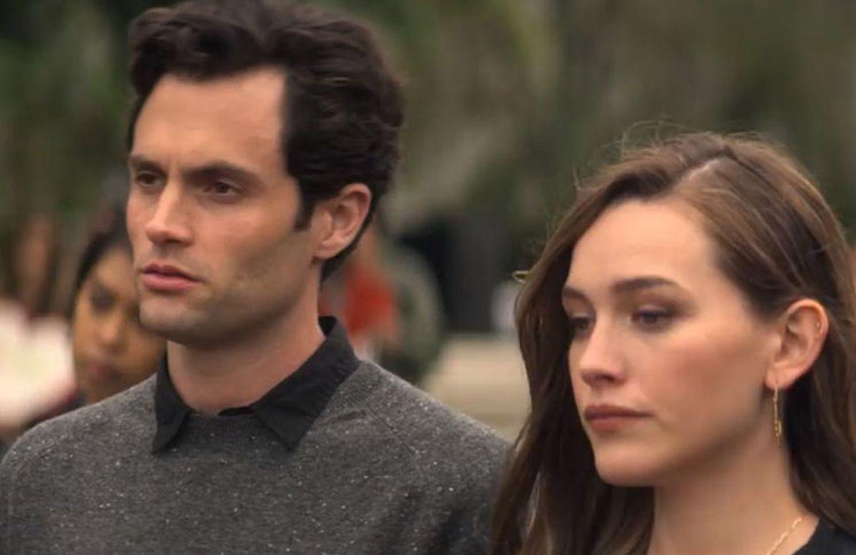 Love resultó ser la pareja perfecta para Joe (Foto: Netflix)