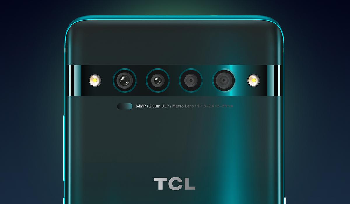 TCL 10 Pro es el primer dispositivo TCL que presenta la pantalla AMOLED de la compañía<br /> .