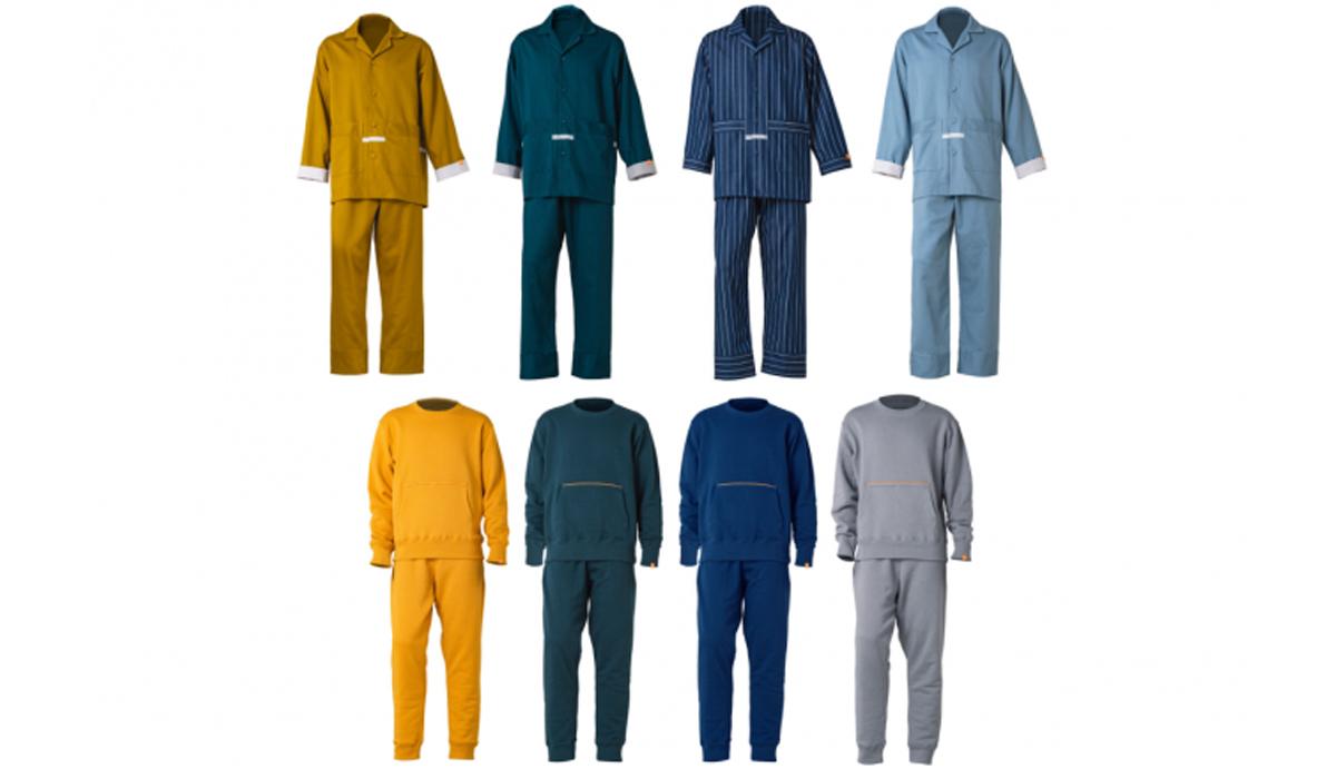 La pijama permite monitorizar el sueño y hasta el ritmo cardiaco de la persona. (Foto: Xenoma)
