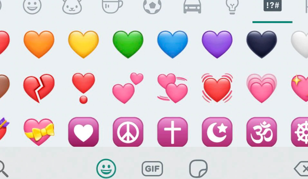 ¿Sabes realmente qué son y para qué utilizar estos dos corazones de WhatsApp?