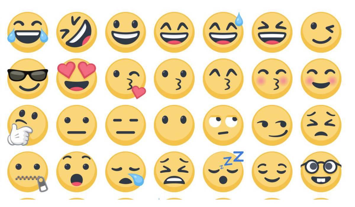 Conoce cuáles son los posibles emojis que podrían tener sonido en un futuro. (Foto: WhatsApp)