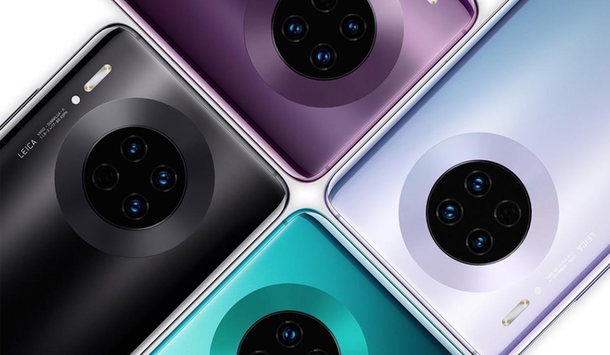 El Huawei Mate 30 Pro se venderá en un pack especial que incluye hasta un Huawei Watch GT 2. (Foto: Huawei)